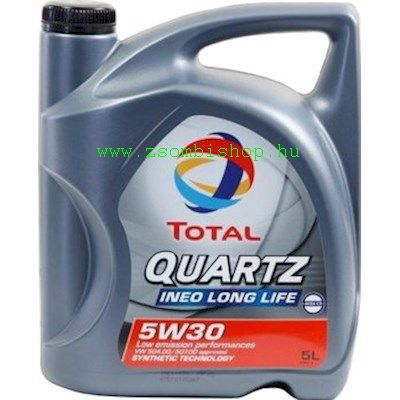 TOTAL QUARTZ INEO LONG LIFE 5L