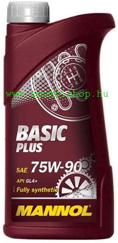 MANNOL Basic Plus 75W-90 1L