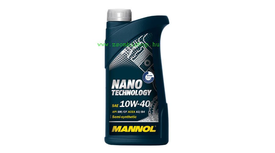 MANNOL NANO TECHNOLOGY 10W-40 1L